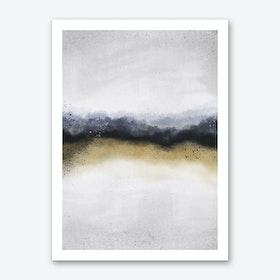 Narrow Sea 1 Art Print