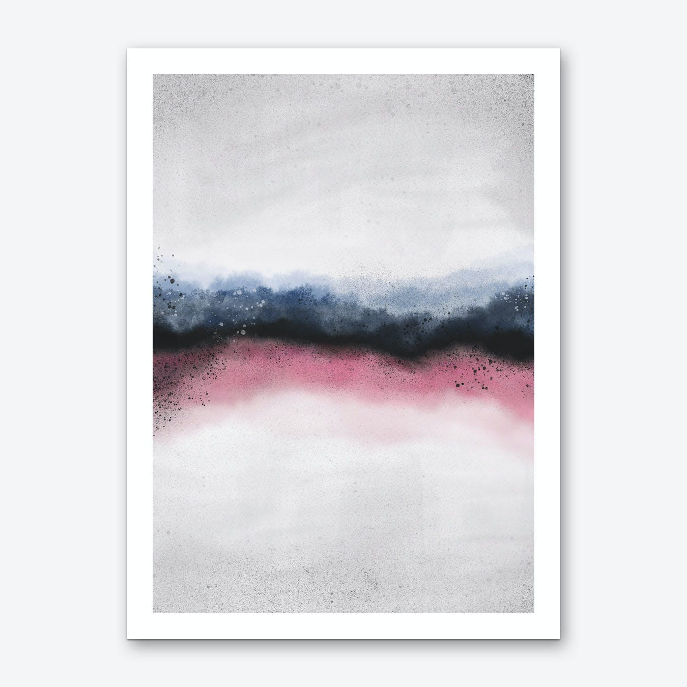 Narrow Sea 2 Art Print