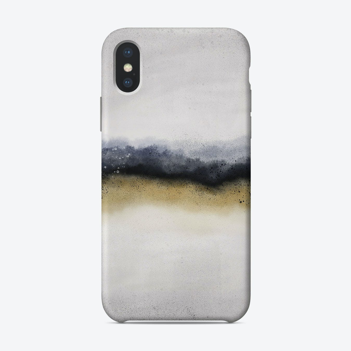 Narrow Sea 1 iPhone Case