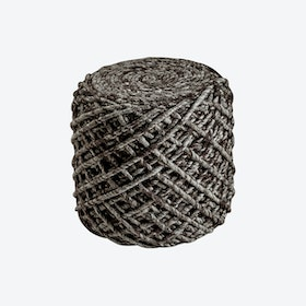 Pouf Royal 888 Coffee Rug