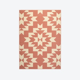 My Noric 561 Rug in Powder Pink