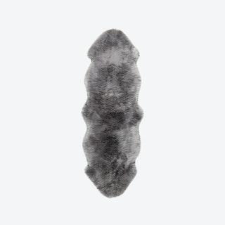 Premium Sheep 100 Rug in Grey