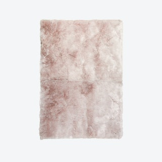 Samba 495 Rug in Powder Pink