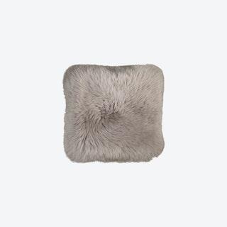 Premium Sheep 160 Cushion in Mushroom