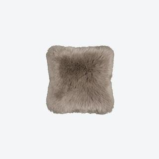 Premium Sheep 160 Cushion in Taupe