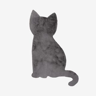 My Luna 851 Cat Rug - Grey