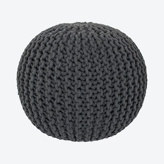 Cool 777 Pouf - Anthracite