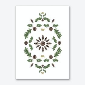 Winterlad 2 Art Print