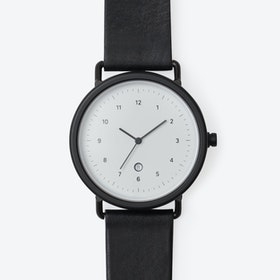 B101 Watch (BLK/ BLK CASE/ BLK STRAP)