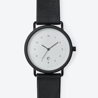 B101 Watch (BLK/ BLK CASE/ BLK STRAP)