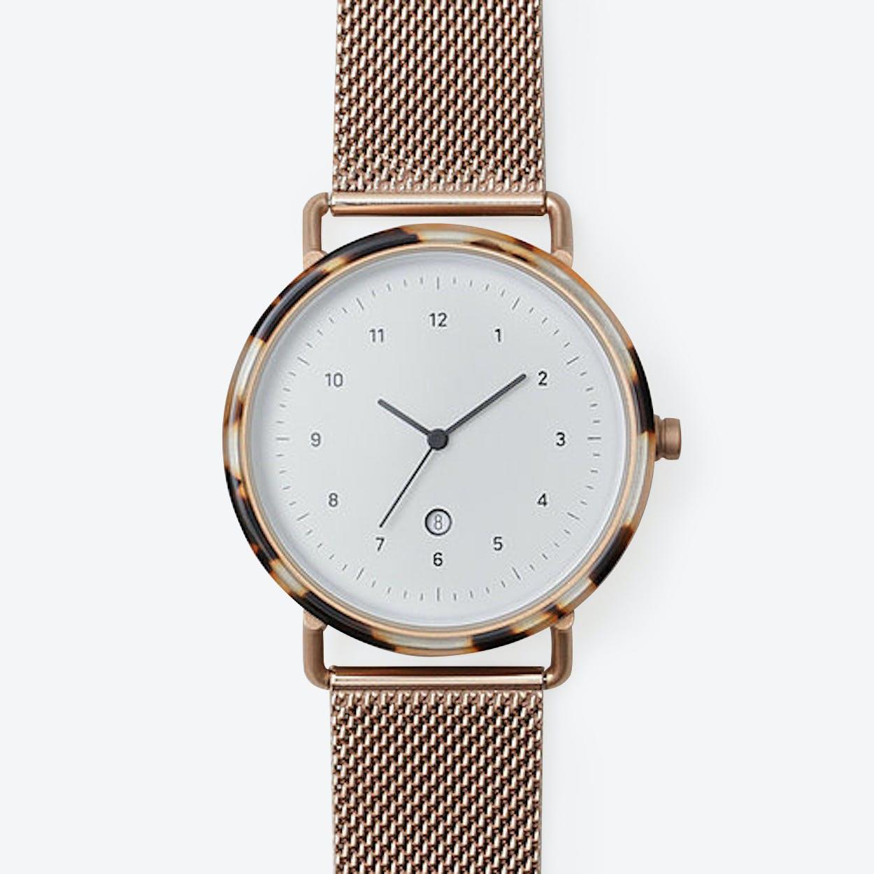 RR09 Watch (SMO/ R.GLD CASE/R.GLD M. STRAP)