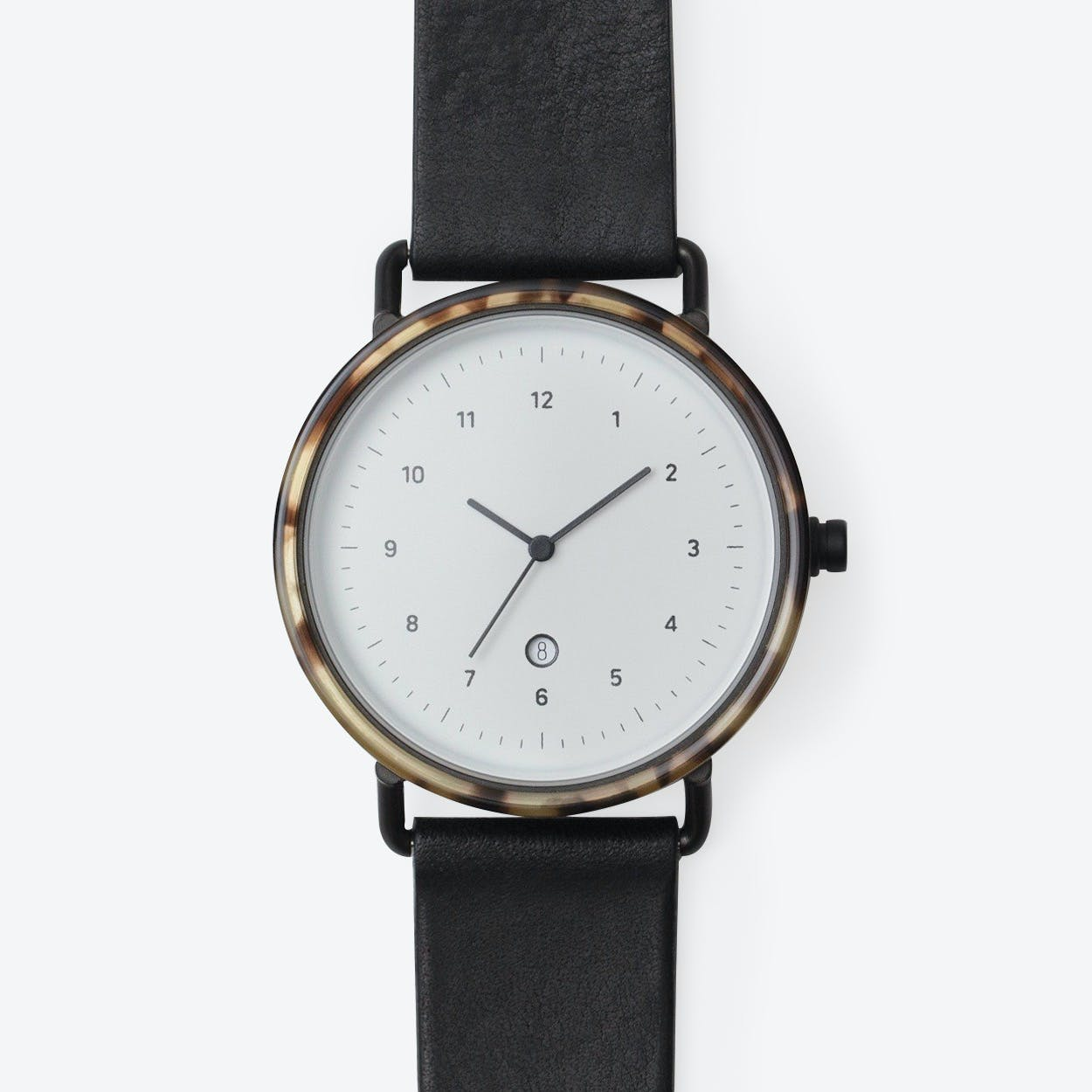 B110 Watch  (L.TUR/ BLK CASE/ BLK STRAP)