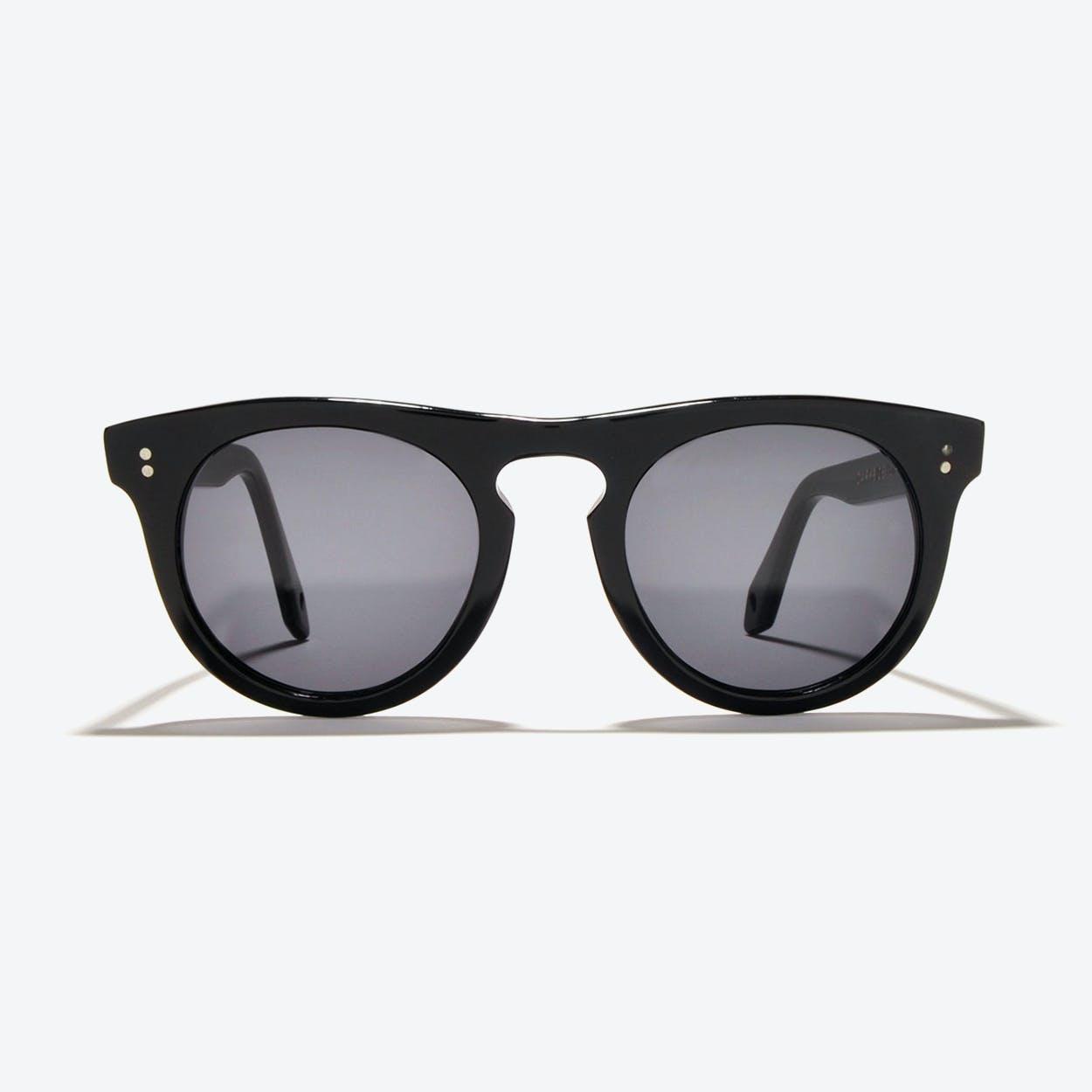 Corvus Sunglasses in Black