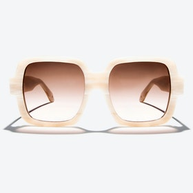 Hydra Sunglasses in Pale