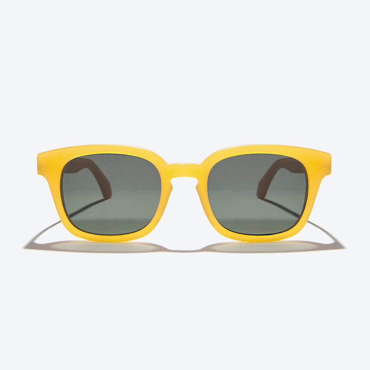 Minos Sunglasses in Yellow