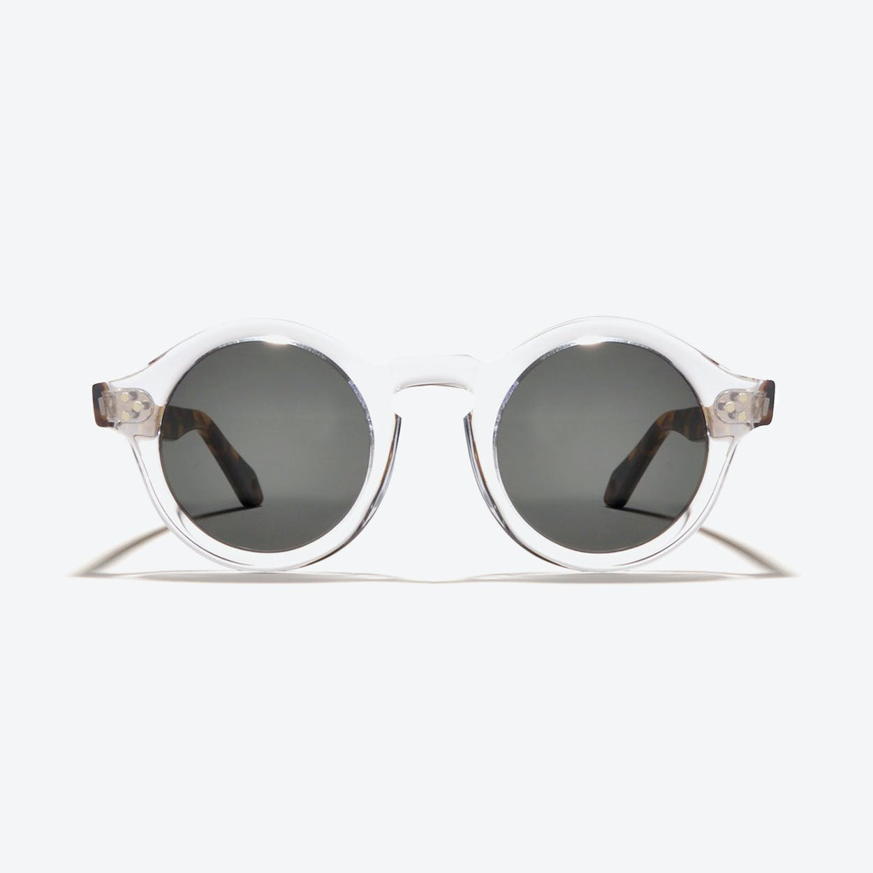 Orion Sunglassses in Clear Amber