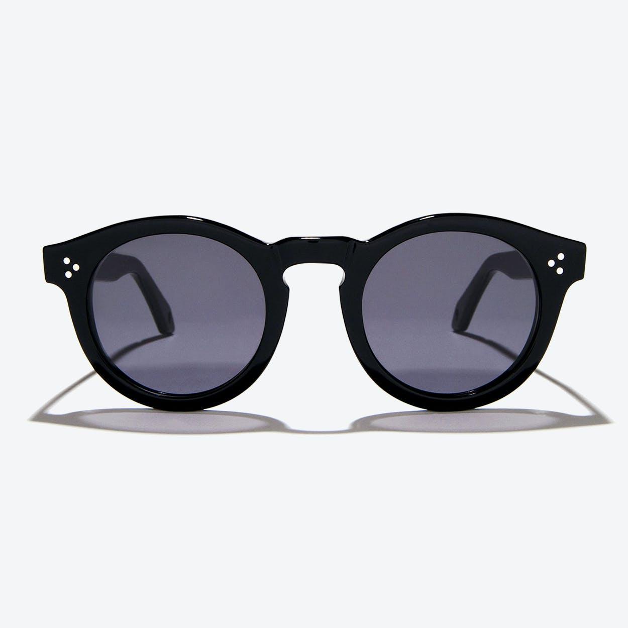 Orpheus Sunglasses in Black