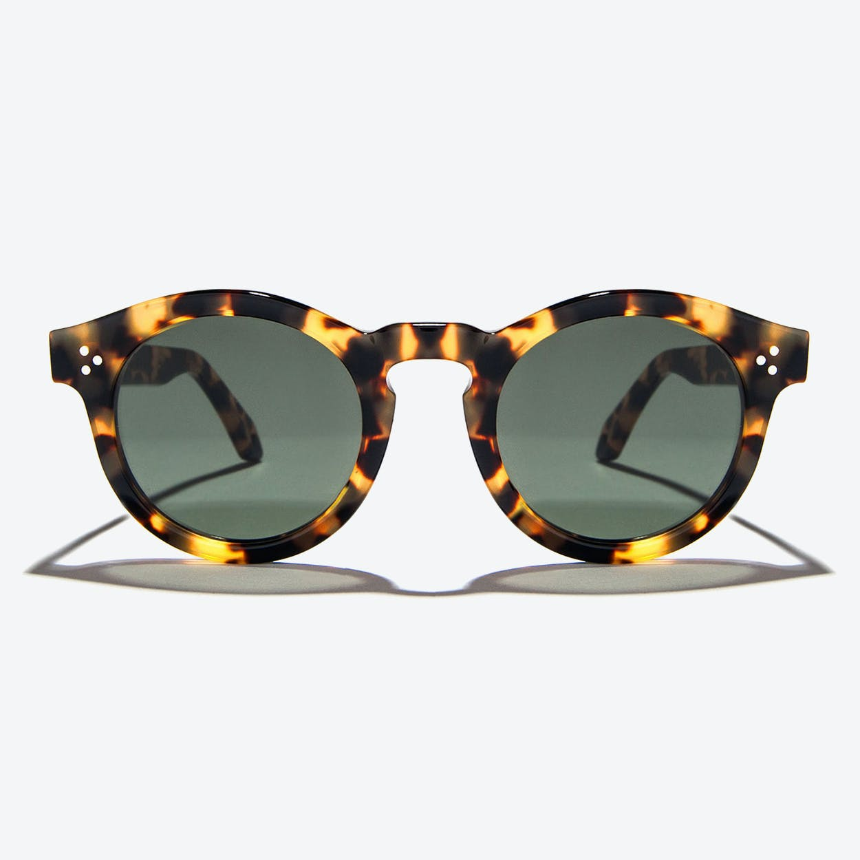 Orpheus Sunglasses in Amber