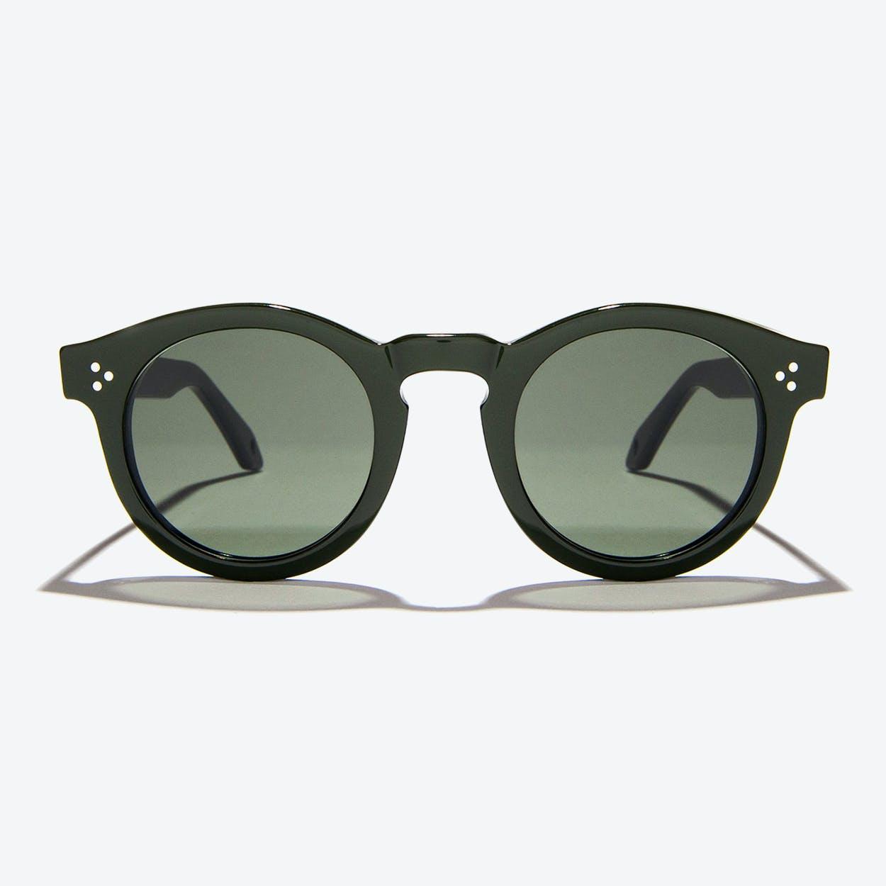 Orpheus Sunglasses in Olive