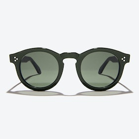 Orpheus Sunglasses in Olive