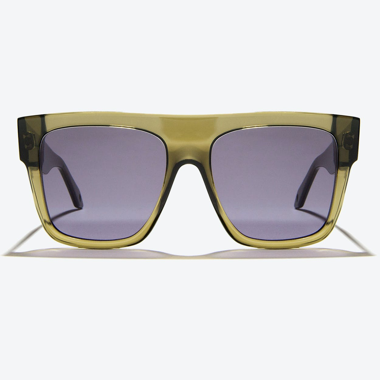 Proteus Sunglasses in Green