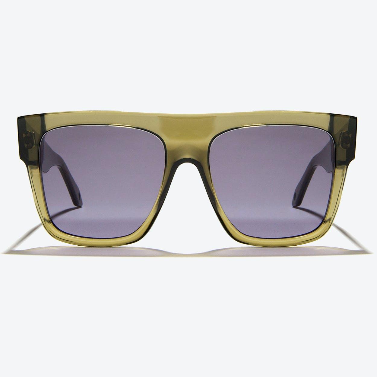 Proteus Sunglasses in Green