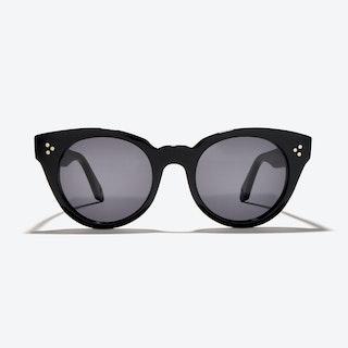 Rhea Sunglasses in Black