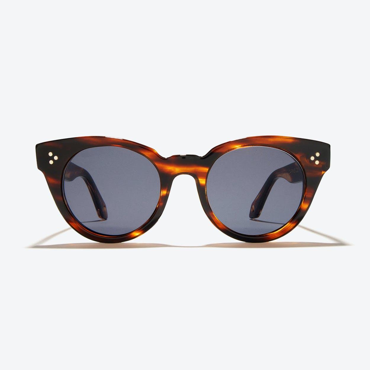 Rhea Sunglasses in Tortoise
