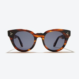 Rhea Sunglasses in Tortoise