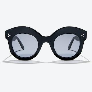 Siren Sunglasses in Black
