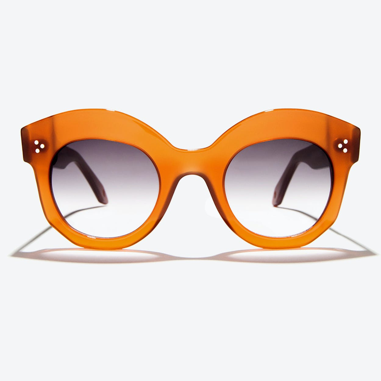 Siren Sunglasses in Orange