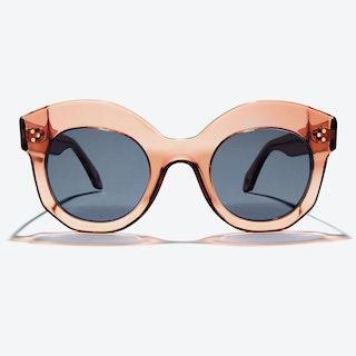 Siren Sunglasses in Champagne
