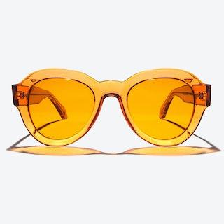 Vega Sunglasses in Orange