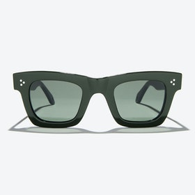 Volans Sunglasses in Olive