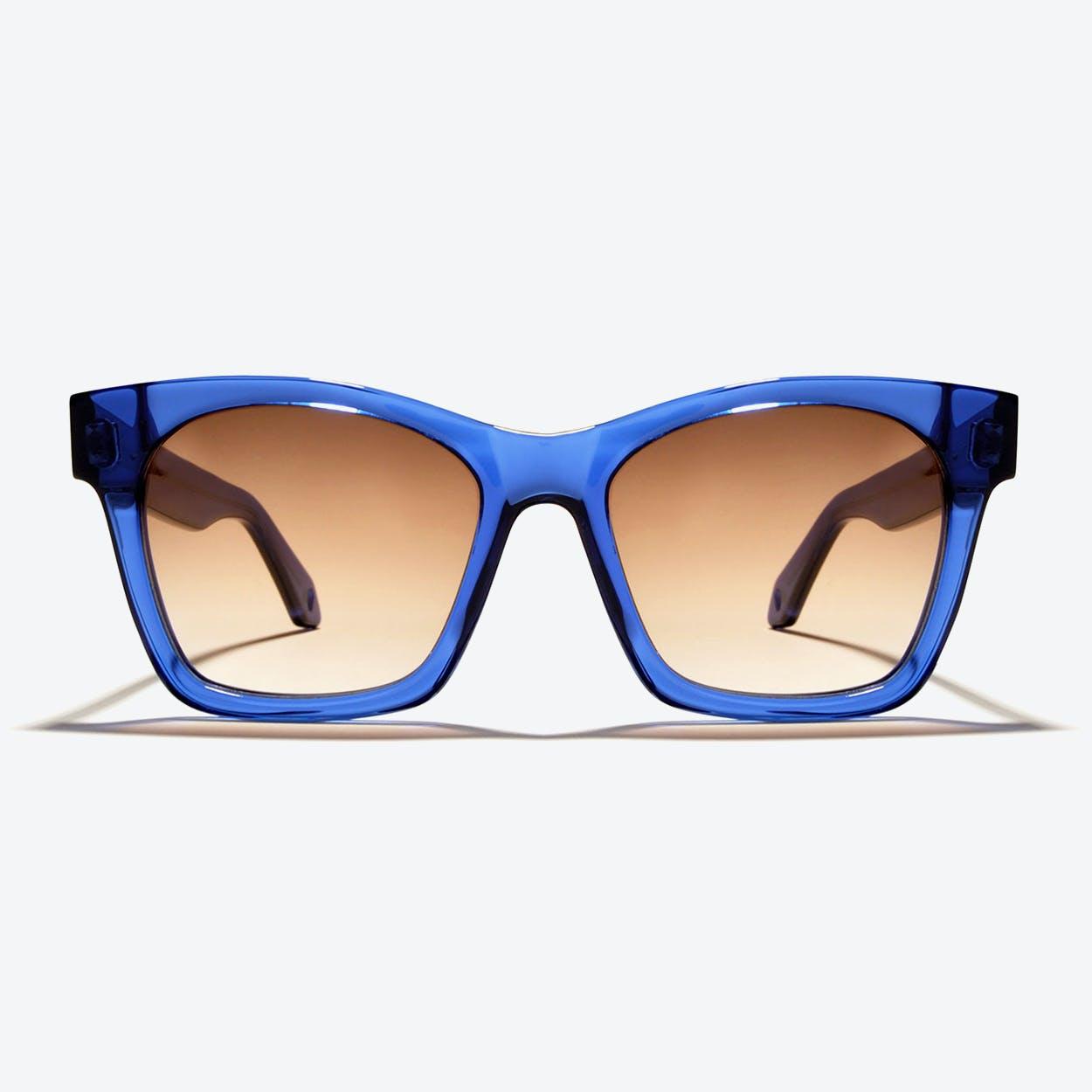 Draco Sunglasses in Blue