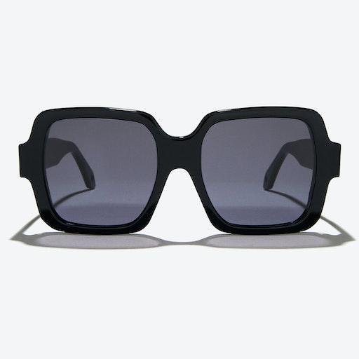 Hydra Sunglasses in Black