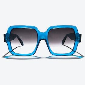 Hydra Sunglasses in Blue