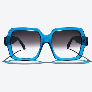 Hydra Sunglasses in Blue