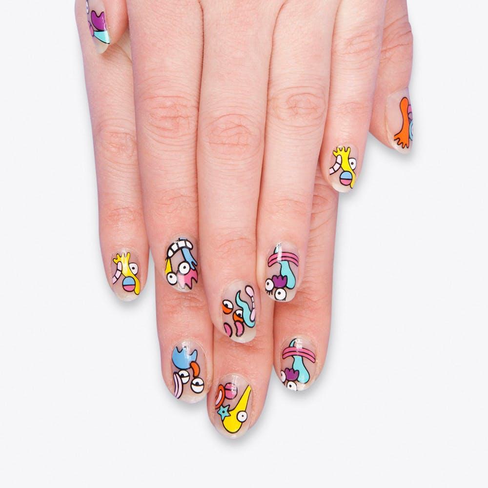 Masomenos Nail Stickers