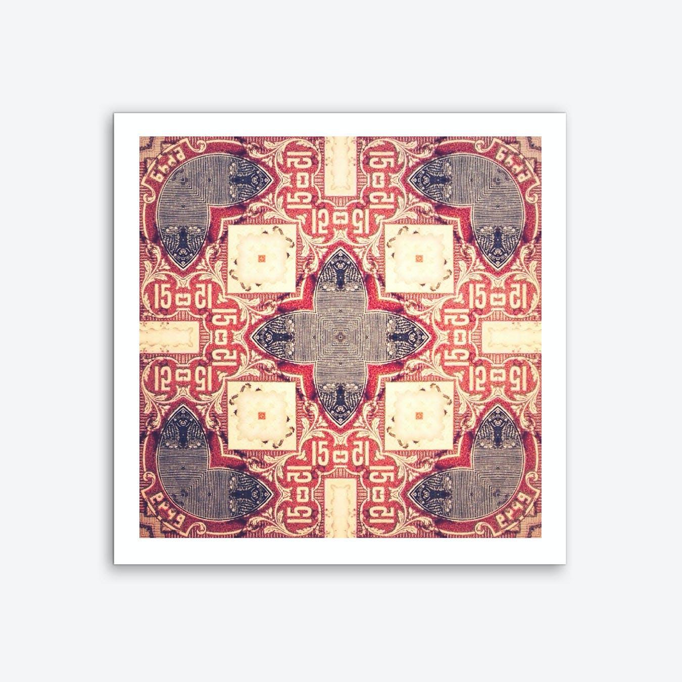 Elizabeth 1 Art Print
