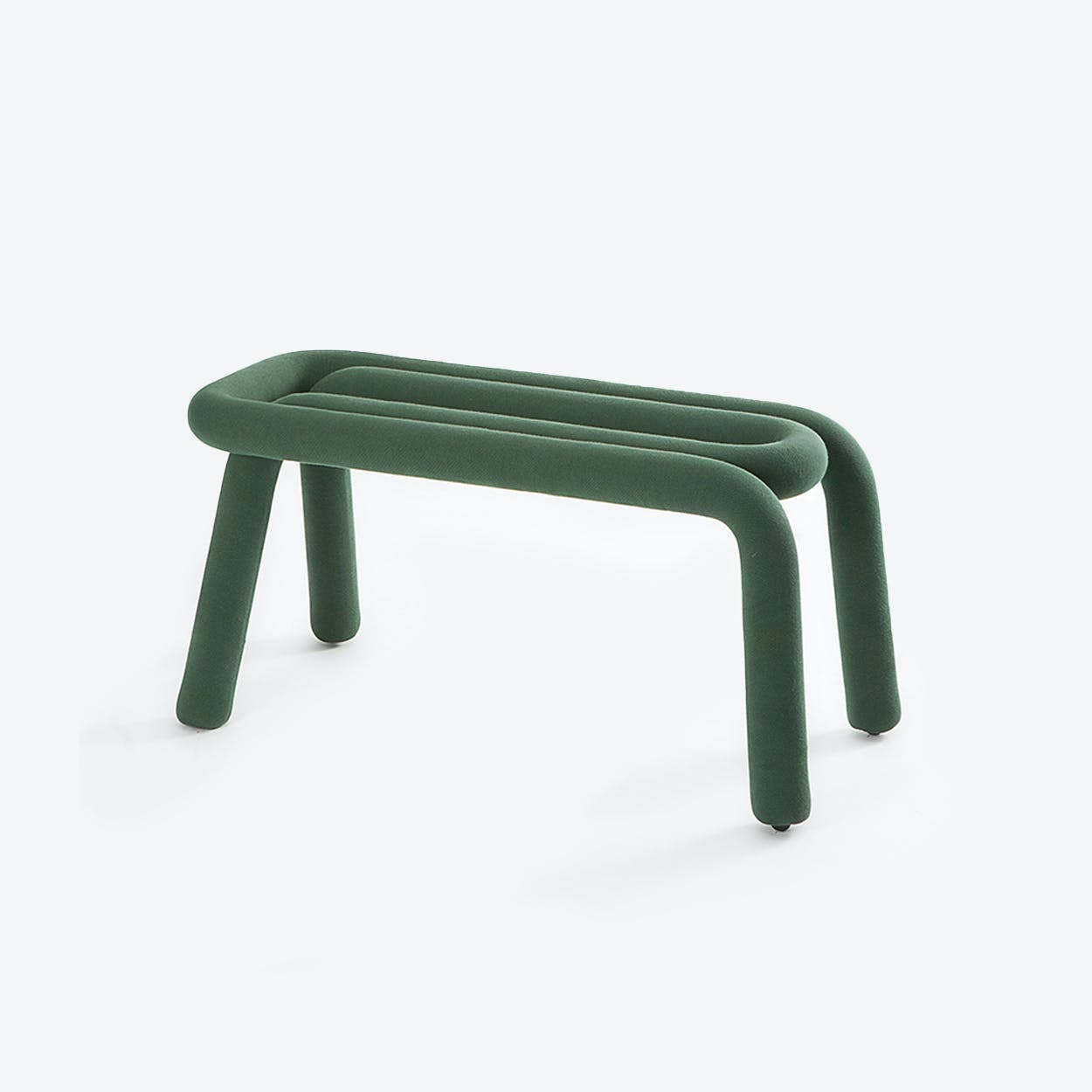 Bold Bench - Forest Green