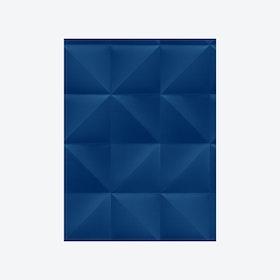 Floating - Wallpaper - Dark Blue