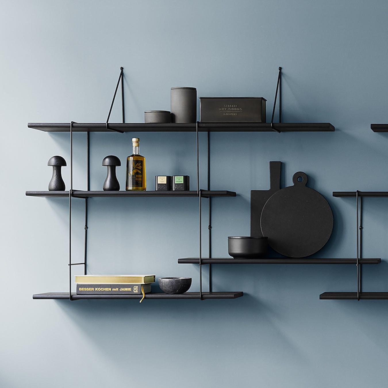 Link Shelf - Setup2 - True Black