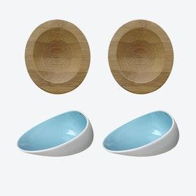 Jomon Duo Pack in Blue