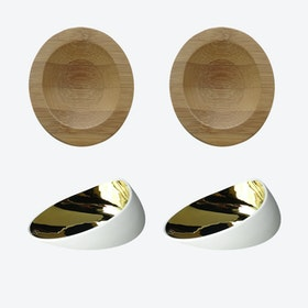 Jomon Duo Pack in Gold