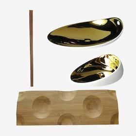 Jomon Sushi Pack in Gold