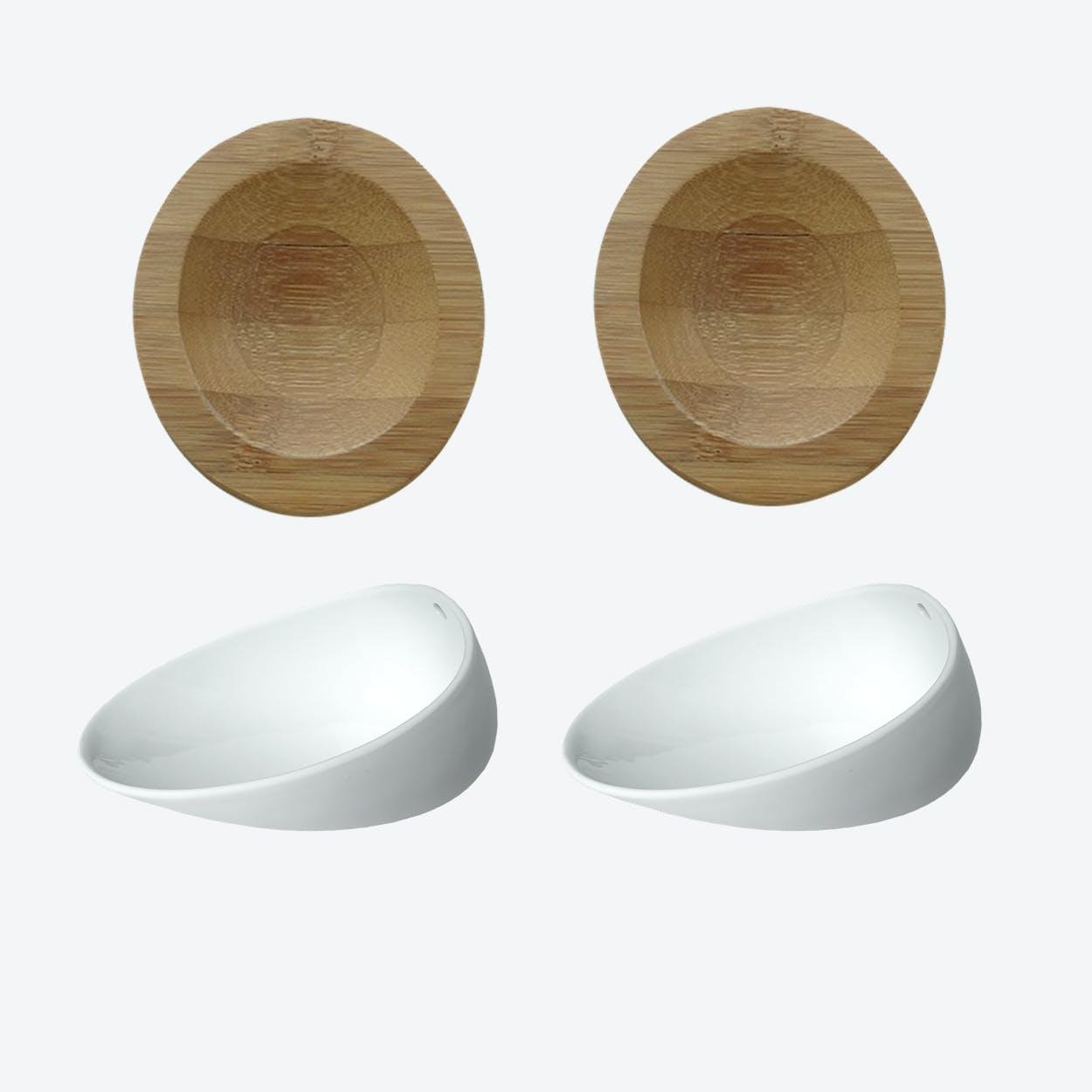 Jomon Duo Pack in White
