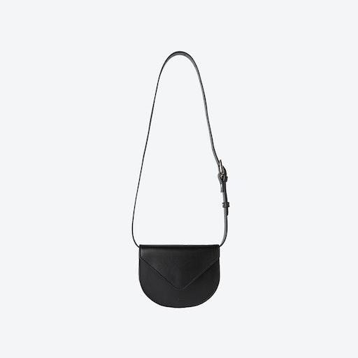 Black ROMY Hip Bag