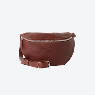 Brown CAN Hip Bag