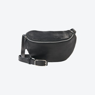 Black CAN Hip Bag